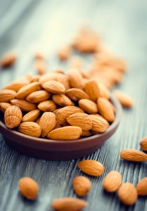 Healthy Fats: Almond