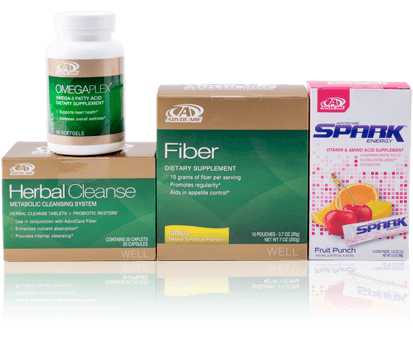 Advocare 24 Day Challenge Product Bundle
